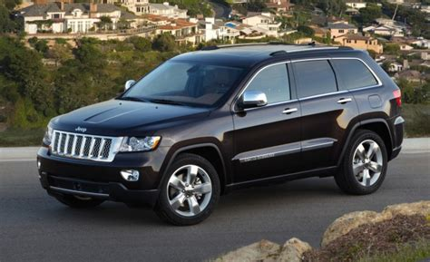 2013 Jeep Grand Reliability Chrysler Recalls More Than 25 000 Jeep Grand Cherokees And