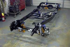Ford Chassis 1940 Ford Chassis Frame