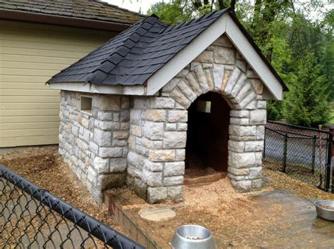 dog house seattle estate dog house traditional landscape seattle by visionarch llc