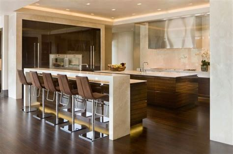 modern kitchen island stools 10 modern bar stool design ideas for kitchen interior