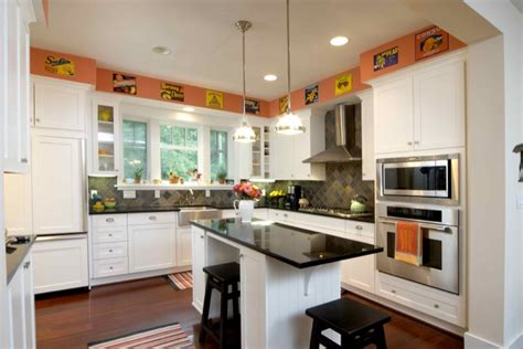 craftsman style kitchen craftsman style bungalow house interior elements of craftsman style house plans