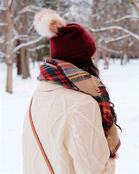 Subtle Version Of The Pom Pom Hat Me Stace by 6 Items You Need For A Stylish Snow Day Me And Mr