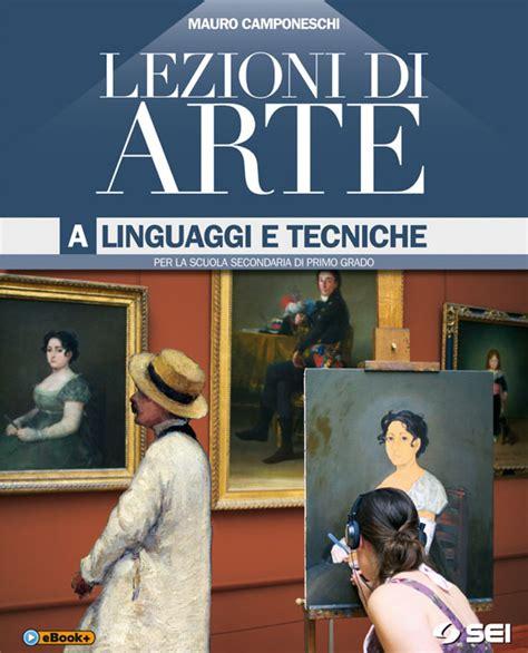 elenco editrici lezioni di arte catalogo scolastica sei editrice