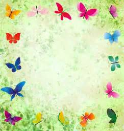 butterfly borders and frames clip art 60