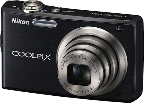 Nikon S220 nikon coolpix s630