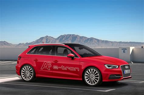 Audi E Tron A3 by 2015 Audi A3 E Tron Prototype First Drive Motor Trend