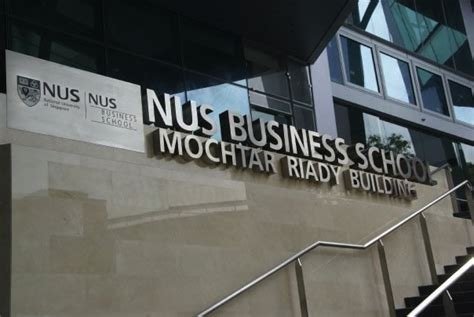 Nus Mba Acceptance Rate by The Most Least Selective International Business Schools