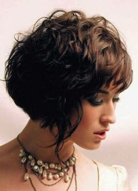 cortes para cabello rizado para mujeres de 50 aos cortes de cabello para pelo ondulado mujeres