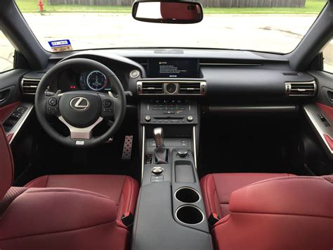 lexus is 250 red interior image gallery 2016 is 250 interior
