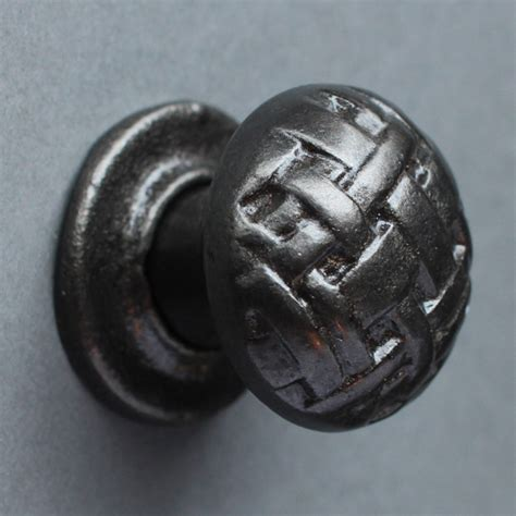 vintage cast iron drawer knobs kitchen cabinet