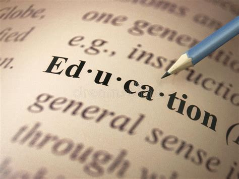stock images definition definition education royalty free stock image image