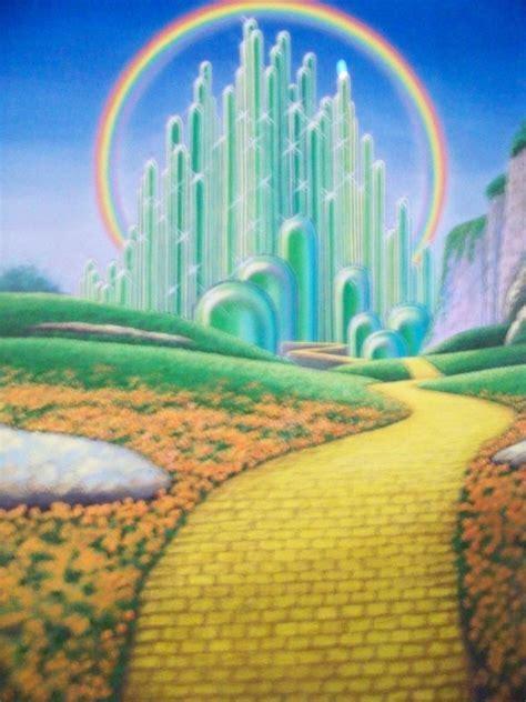 Emerald City (Wizard Of OZ )   Event Magic   Party Rentals