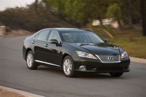 2011 lexus es 350 review top speed