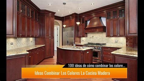 ideas de como combinar los colores de la cocina youtube