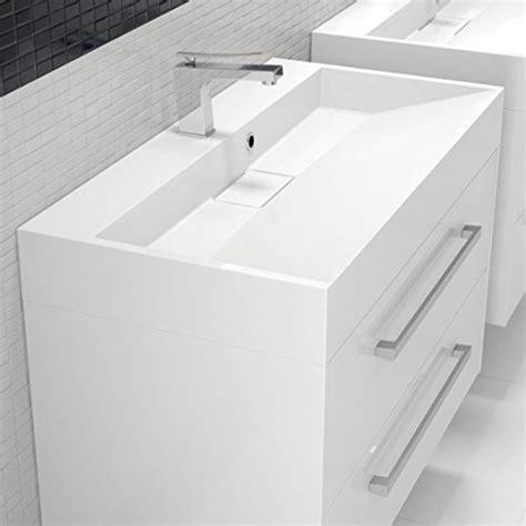 Designer Waschbecken Mit Unterschrank by Design Waschbecken Waschtisch Badm 246 Bel 90cm Mit