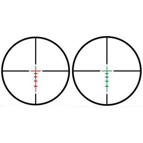 best lighted reticle scope rifle scope reviews best scopes 200 300 dollars