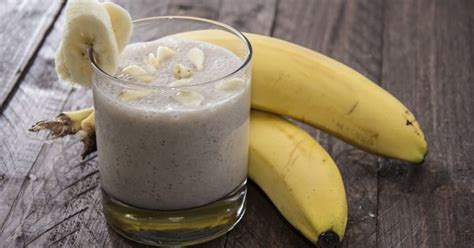 Lulur Nature Organic Banana Soy Milk peanut butter banana 8 tbsp almased 12 oz unsweetened soy milk 1 tbsp peanut