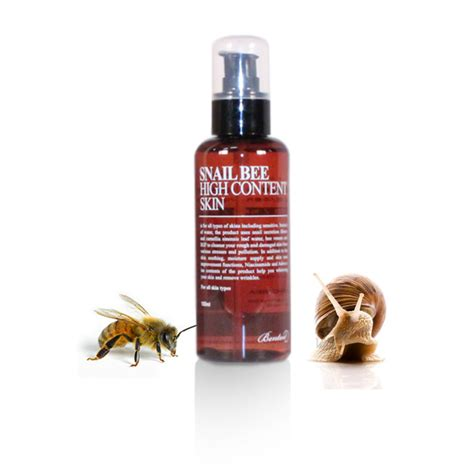 Benton Hight Content Skin 150 Ml Original benton tonique anti 226 ge anti imperfections snail bee high content skin