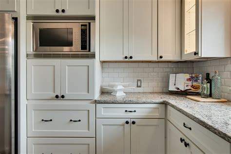 Modern Kitchen White Cabinets Modern White Shaker Kitchens Modern Kitchen Minneapolis By Cliqstudios