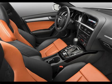 Audi S5 Interior by 2010 Audi S5 Sportback Interior 1280x960 Wallpaper