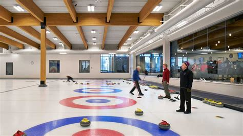 chaska curling and event center named 2016 facility of merit
