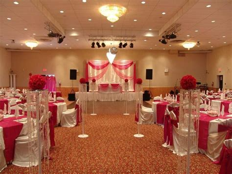 Cheap Fabric For Wedding Draping Luxurious Wedding Receptions Hall Decoration Ideas