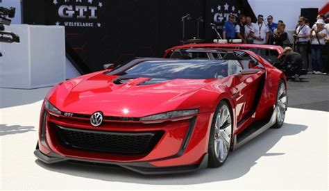 new volkswagen sports car auto raced famous automobile info price gti roadster