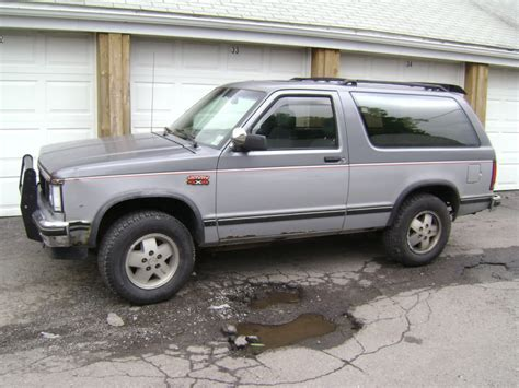 1988 Gmc Jimmy Information And Photos Momentcar