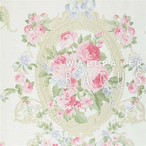 floral brand wallpaper dinding wallpaper bagus