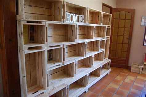 Palette En Bois by Fabrication Meuble En Bois De Palette 1 Meubles En Bois