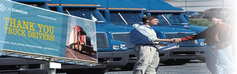 show  appreciation  truck drivers supply chain