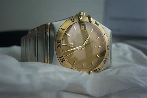 Jam Tangan Omega Quartz jam tangan for sale omega constellation quartz kombinasi
