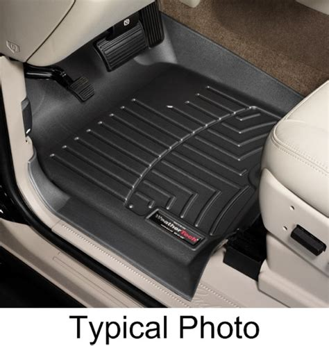 Ford Edge Floor Mats 2013 by Floor Mats By Weathertech For 2013 Edge Wt443491