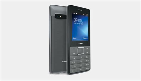 lava new mobile lava introduces new metal 24 feature phone at rs 2 000