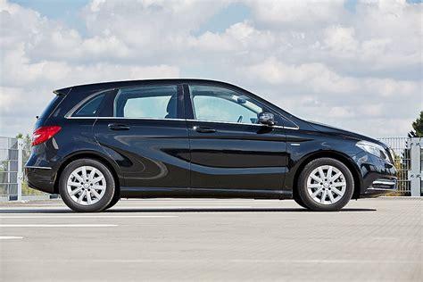 Auto Gebrauchtwagenmarkt by Gebrauchtwagen Test Mercedes B Klasse W 246 Bilder