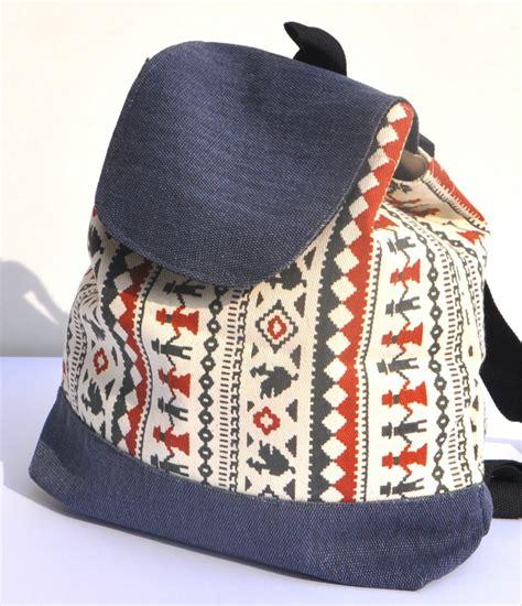 tribal pattern rucksack 21 tribal backpack designs ideas models design trends