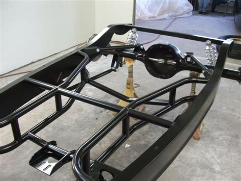 32 Ford Chassis 1932 Ford Roadster The Beginning Of The Build 32 Ford