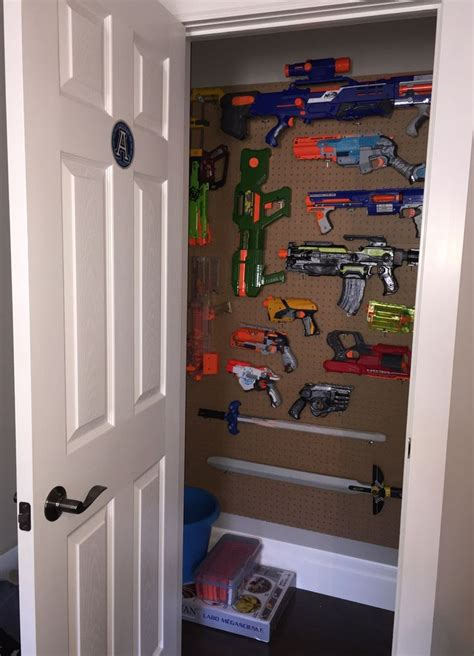 Gun Cabinet In Closet by 25 Best Ideas About Gun Closet On Gun Safe
