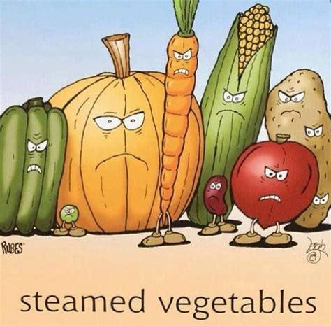 Drawing Vegetables Meme by Steamed Vegetables More Puns Steamed