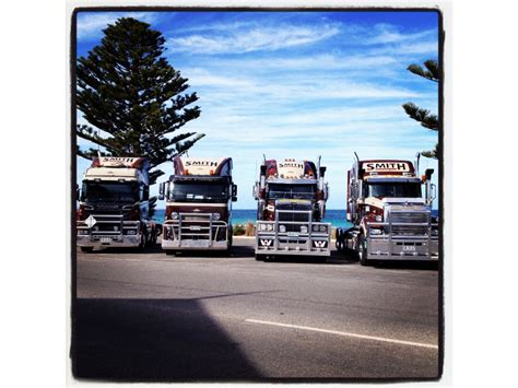Adelaide Refrigerated Interstate Transport Pty Ltd - d s smith haulage pty ltd freight transport