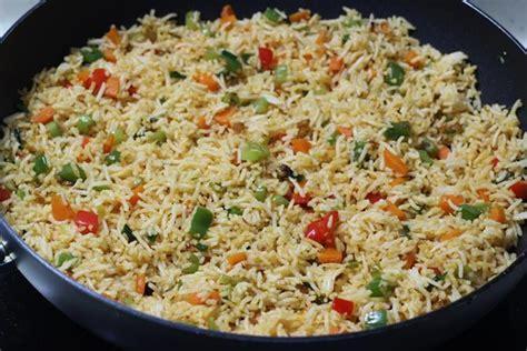 basic fried rice recipes