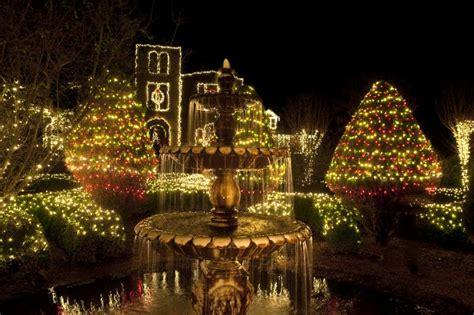barnsley gardens lighting of the ruins celebrate the season at barnsley resort