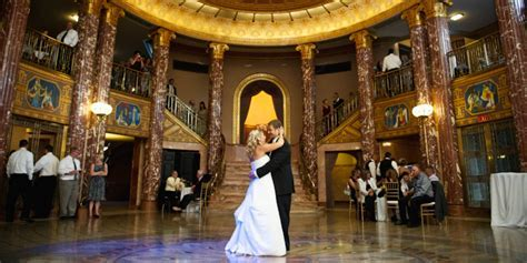 Severance Hall, Cleveland Orchestra Weddings