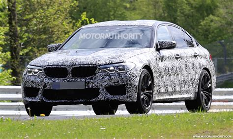 New Bmw 2018 M5 by 2018 Bmw M5 And