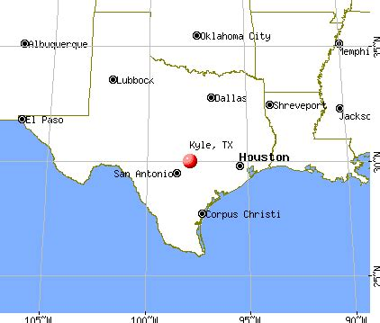 where is kyle on the map kyle tx 78640 profile population maps real