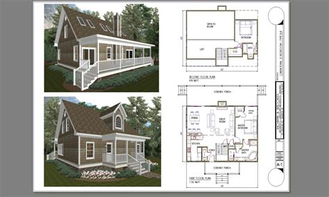 Two Bedroom Cottage Plans Tiny House Plans 2 Bedroom 2 Bedroom Cabin Plans With Loft
