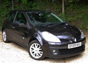 Renault Clio Cambelt Cost Renault Clio Dynamique 1 2 16v Turbo For Sale From Oxford