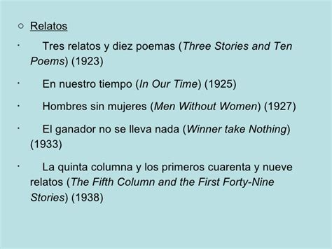 cuentos the first forty nine 8426416136 hemingway por mar 237 a duarte laura y evelyn