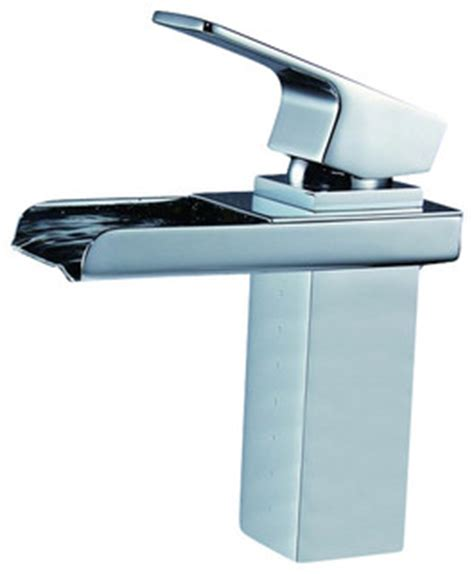 Bathroom Sink Drain Rod Bathroom Waterfall Lavatory Faucet With Lift Rod Pop Up