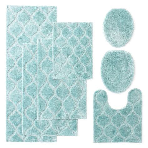 jcpenney bath rugs carpet 17 best images about rainbow fish bathroom on glasses fish scales and tile